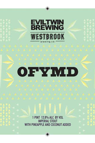 Evil Twin OFYMD Imperial Stout