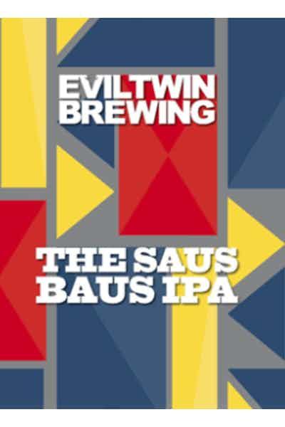 Evil Twin The Saus Baus IPA