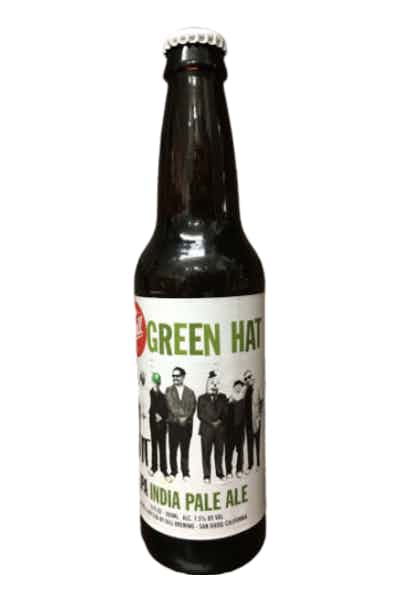 Fall Brewing Green Hat IPA