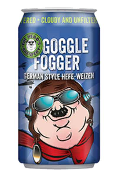 Fat Heads Goggle Fogger