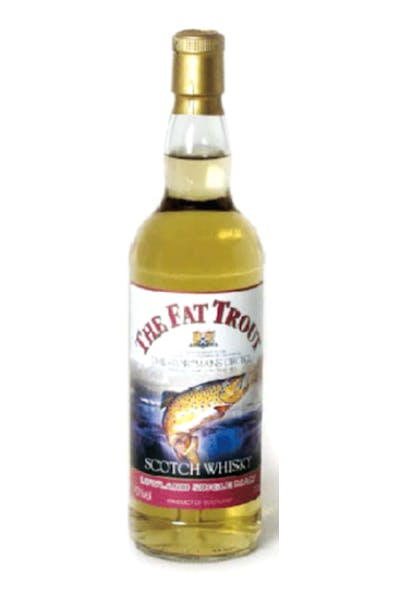 Fat Trout Scotch Whiskey