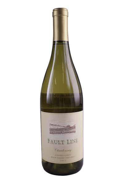 Fault Line Sonoma Coast Chardonnay