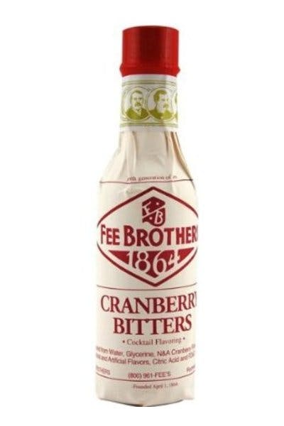 Fee Brothers Cranberry Bitters