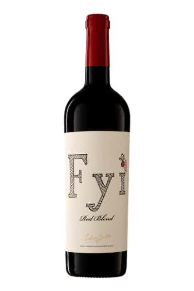 Felix Solis FYI Red Blend