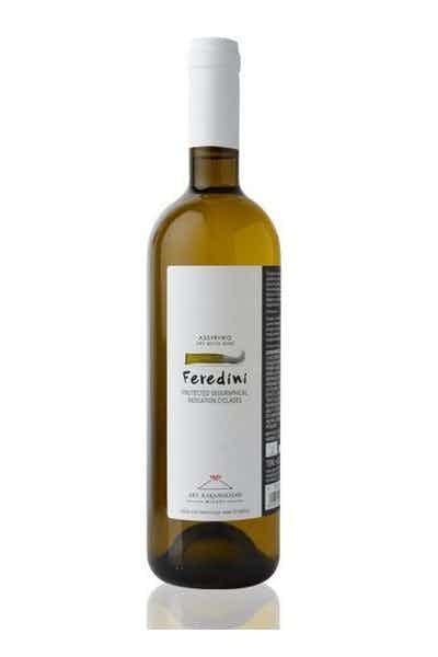 Feredini Karamolegos Assyrtiko Dry White