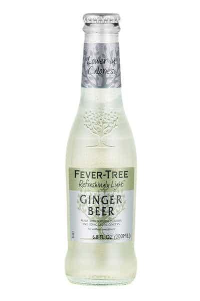 Fever-Tree Refreshingly Light Ginger Beer
