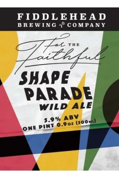 Fiddlehead Shape Parade