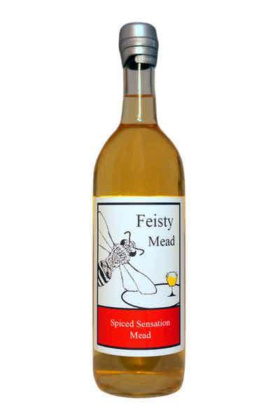 Fiesty Mead Spiced Sensation Mead