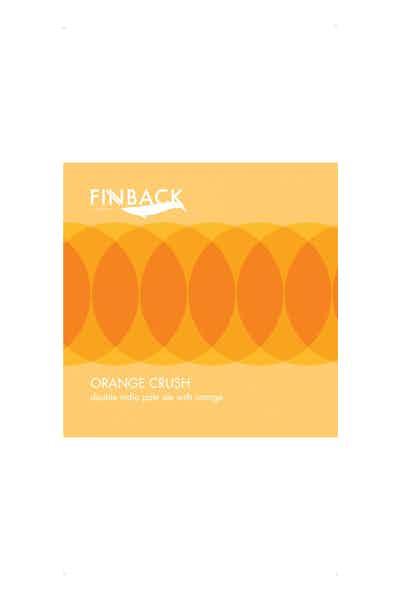 Finback Orange Crush Double IPA