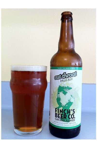 Finch's Beer Co Cut-Throat Pale Ale
