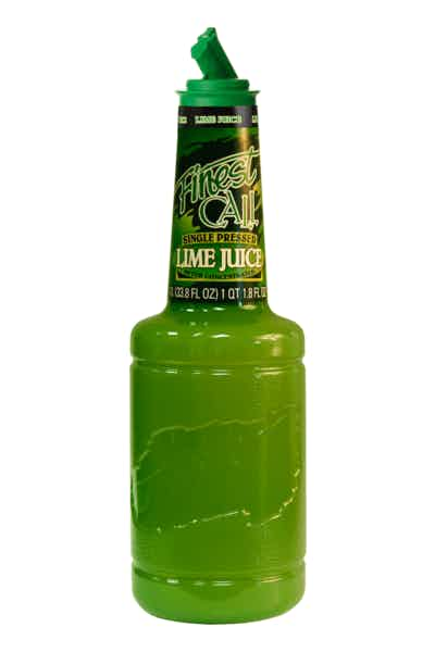 Finest Call Single Press Lime Juice