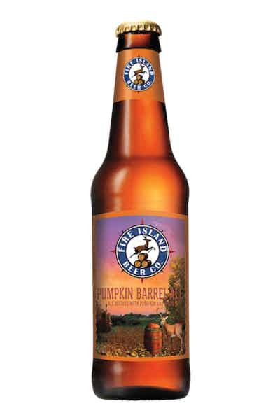 Fire Island Pumpkin Barrel Ale
