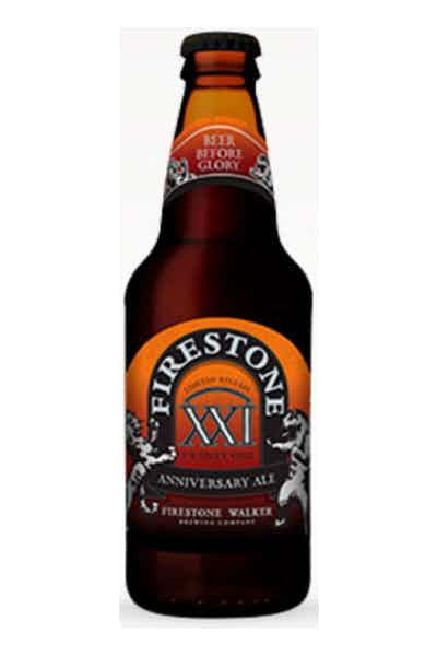 Firestone Walker Anniversary: XXI