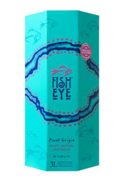 Fish Eye Pinot Grigio Box