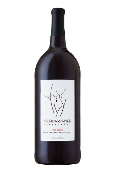 Five Branches Red Blend