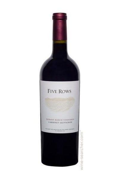 Five Rows Cabernet Sauvignon