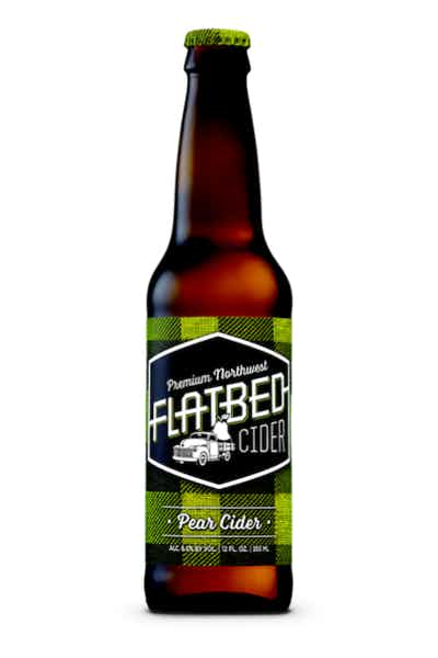 Flatbed Pear Cider