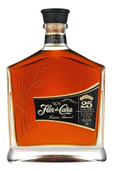 Flor de Caña 25 Yr. Rum