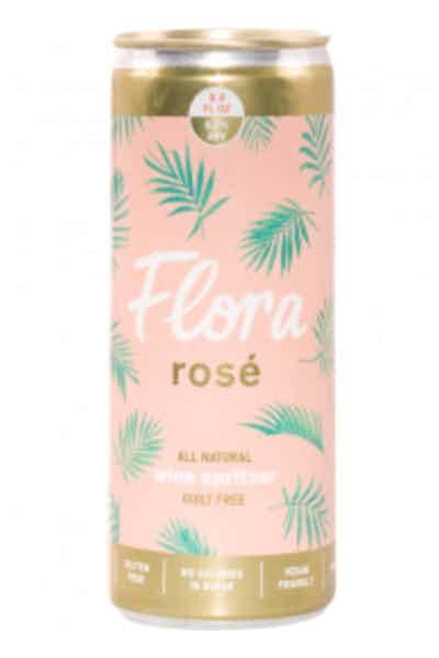 Flora Rose Wine Spritzer