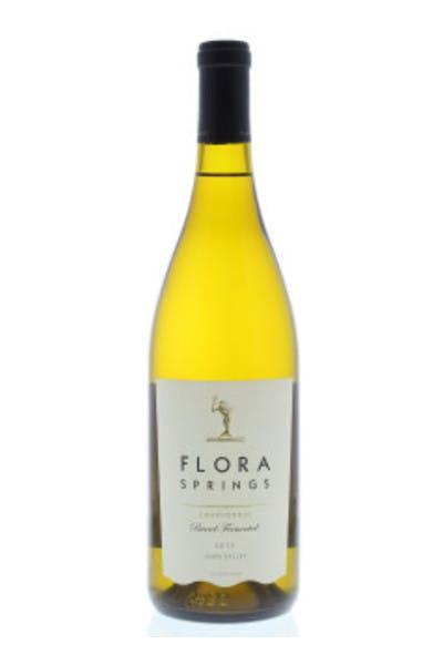 Flora Springs Chardonnay Barrel Ferm 2013