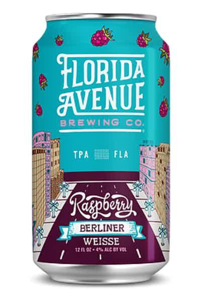 Florida Avenue Mixed Berry Berliner