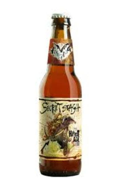 Flying Dog Secret Stash Harvest Ale