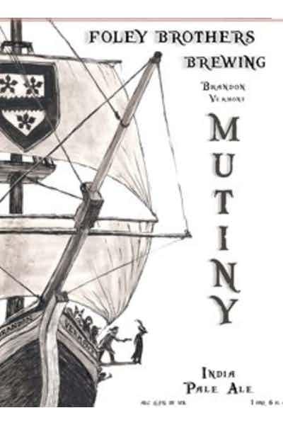 Foley Brothers Mutiny IPA