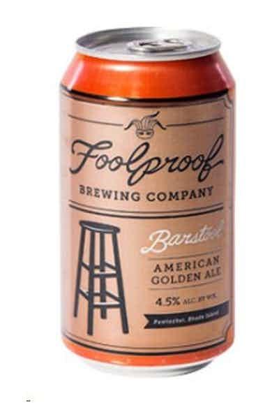 Foolproof Barstool Golden Ale