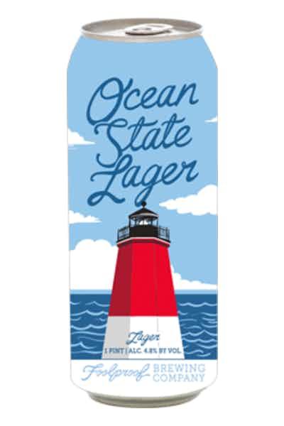 Foolproof Ocean State Lager