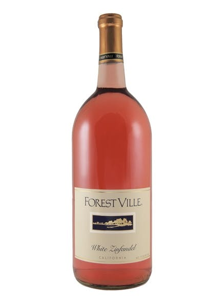 Forestville White Zinfandel 2013