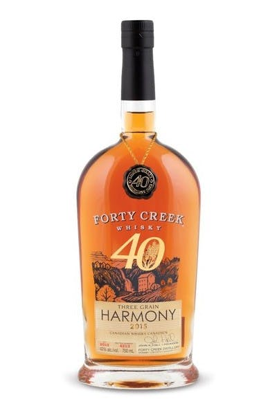 Forty Creek Three Grain Harmony