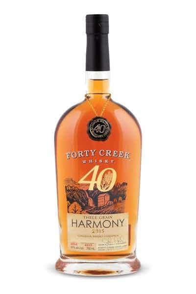 Forty Creek Three Grain Harmony