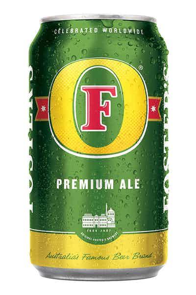 Foster's Premium Ale