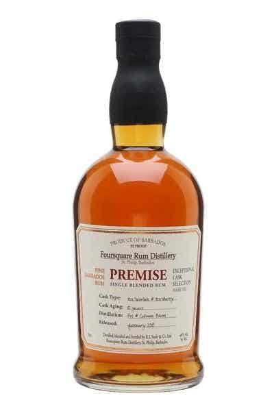 Foursquare Premise Rum