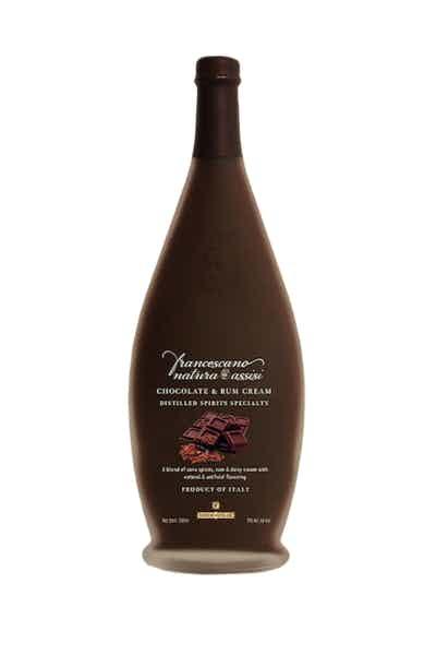 Francescano Chocolate Rum Cream Liqueur