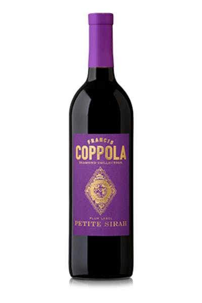 Francis Coppola Diamond Collection Plum Label Petite Sirah