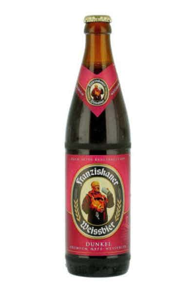 Franziskaner Hefe-Weissebier Dunkel