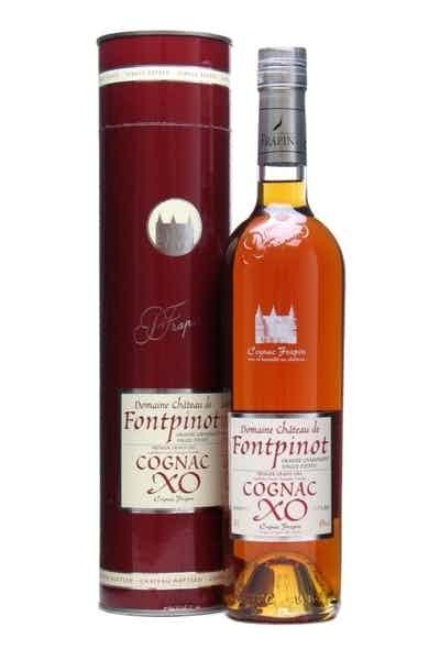 Frapin Cognac XO Chateau de Fontpinot