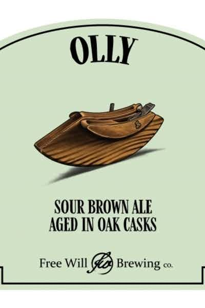 Free Will Olly Barrel Aged Sour Brown Ale