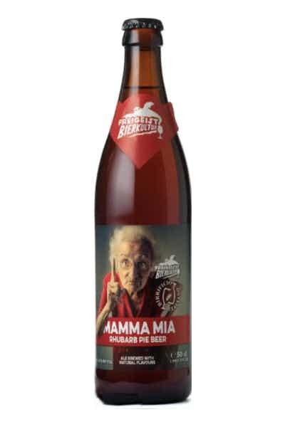 Freigeist Mamma Mia Rhubarb Pie Beer