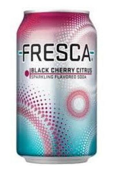 Fresca Black Cherry Citrus