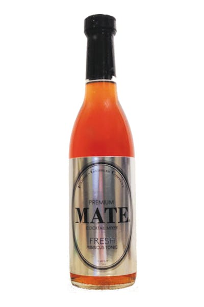 Mate Fresh Hibiscus Tonic