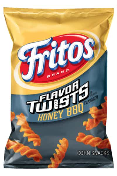 Fritos Flavor Twists Honey BBQ
