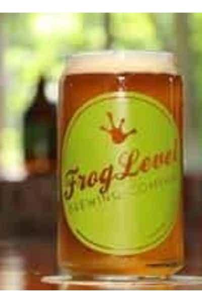 Frog Level Lilys Cream Boy