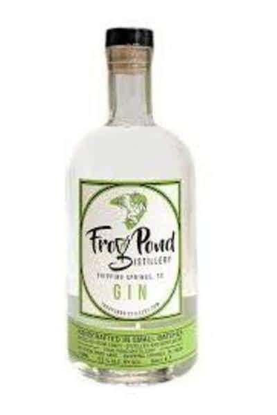 Frog Pond Gin