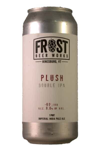Frost Brewing Plush Double IPA