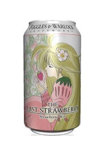 Fuggles & Warlock Last Strawberry Wit