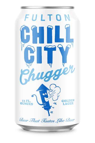 Fulton Chill City Chugger Golden Lager