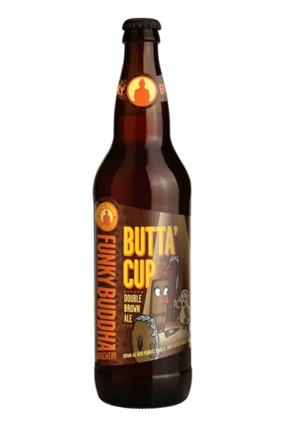 Funky Buddha Butta Cup