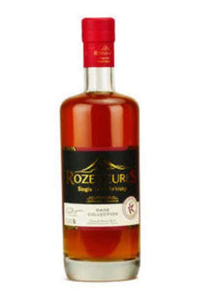 G. Rozelieures Rare Collection Single Malt French Whisky